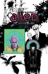Resident Alien 2 The Suicide Blonde cover