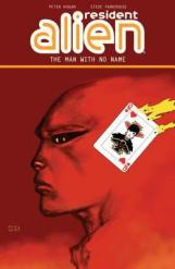 Resident Alien 4 The Man with No Name cover